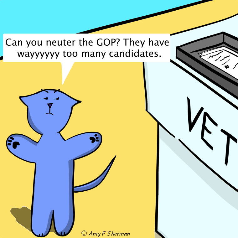 Neuter the GOP FINAL x